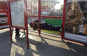 Komunikacja miejska bêdzie darmowa... dla bezdomnych