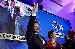 Trzaskowski bêdzie prezydentem. Jak wypadli pozostali?