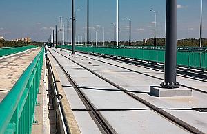 Most Krasiñskiego tylko dla tramwajów?