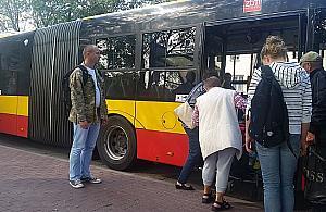 """""""Z�o�liwo�� i znieczulica"""". K�opoty z kierowc� linii 731"""