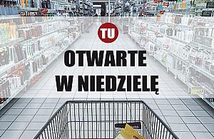 Niedzielne zakupy w Wawrze. Lista sklepów