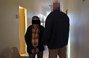 Napad z no�em przy Wolskiej. Kobiecie pomogli stra�acy