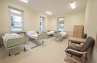 """Nowy oddzia³ w Szpitalu Wolskim. """"Nieprawdopodobna zmiana"""""""