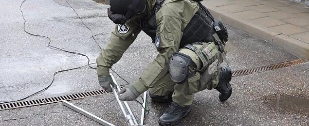 Szukali bomby na Towarowej. Nie kursowa³y nawet tramwaje