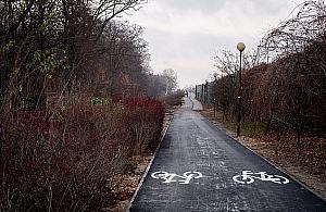 Rowerem po Woli. Kluczowa droga jak nowa
