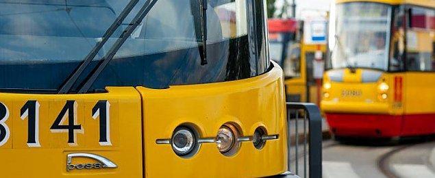 Kercelak: zderzenie tramwajów, 13 osób rannych