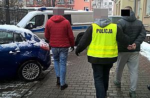 Akcja na Mirowie. Wpad³ fa³szywy policjant