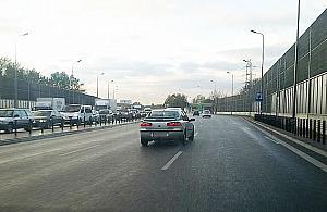 Zgas³o zielone dla S7. Trasa opó¼niona