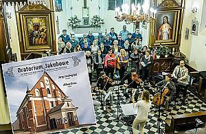 "500-lecie ko¶cio³a ¶w. Jakuba. ""Oratorium Jakubowe"" na p³ycie"