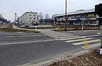 Zegrzyñska w przebudowie: znamy projekt skrzy¿owania na Piaskach