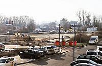 Buduj± nowy parking przy ratuszu. Kto z niego skorzysta?