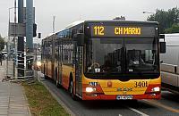 Budowa metra na Bródnie. 112 zmienia trasê