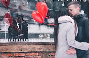 Walentynki w Warszawie. Jak by³o kiedy¶?