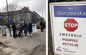 """""""Nie zw�ajcie G�rczewskiej!"""". Radni PiS zbieraj� podpisy"""