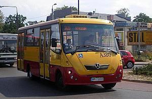 Nowe 305. Autobusy pojad� Alpejsk�