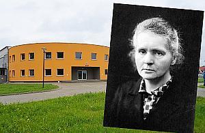 """Sk³odowska-Curie w Ru¶ciu. """"Przypadek? Nie s±dzê"""""""