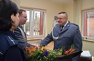 Zmiana w nadarzyñskiej policji. Poprzedni komendant z zarzutami
