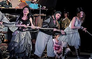 Dobry teatr w Bia�o��ckim O�rodku Kultury