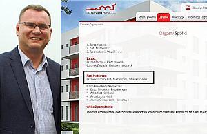 Marek Lipi�ski straci mandat radnego?