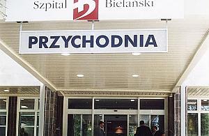 """Co siê dzieje w Szpitalu Bielañskim? """"System dzia³a ¼le"""""""