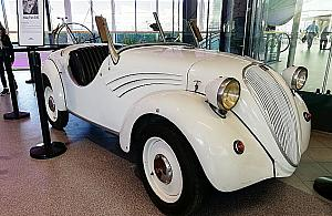 Legendy motoryzacji w Galerii Pó³nocnej