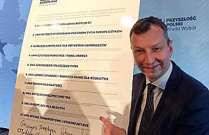 """Andrzej Halicki: chcia³bym powalczyæ o """"naziemne metro"""""""