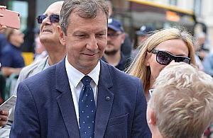 Andrzej Halicki: Pieni�dze unijne zmieniaj� Targ�wek