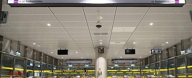 Oficjalnie: Metro na Targ�wku gotowe. Zobacz zdj�cia