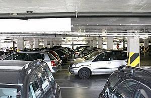 Galeria M�ociny: parkowanie b�dzie p�atne