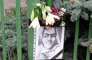 Zabójstwo w podstawówce. W czwartek pogrzeb Kuby