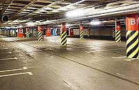 Galeria M³ociny: znamy cennik parkowania