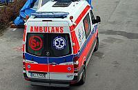 Atak z u¿yciem no¿a. Mê¿czyzna trafi³ do szpitala