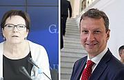 Kopacz i Halicki jad± do Brukseli. Syn Mazowieckiego do Sejmu?