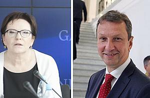 Pose³ Halicki jedzie do Brukseli. Syn Mazowieckiego do Sejmu?