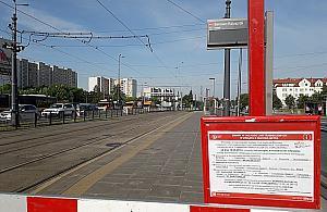 Budowa metra si� rozkr�ca. Fory dla autobus�w... i motocykli