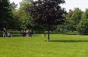 """""""To b�dzie pierwszy park w Wawrze"""". Warto?"""