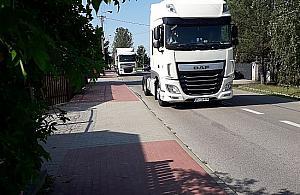 TIR-y i autobusy rozje¿d¿aj± Walendów. Co robiæ?