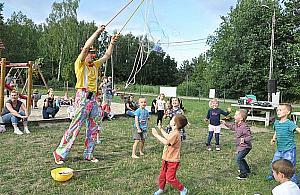 Wakacje w gminie Nadarzyn. Dok±d z dzieckiem?