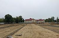 Ruszy�a budowa centrum przesiadkowego w Nadarzynie