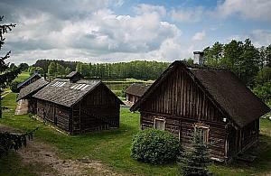 Zagroda Ojrzan�w - wyj�tkowe miejsce w okolicy