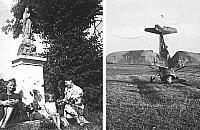 Dla bohaterskiego pilota i ofiar sierpniowego dramatu P�ud