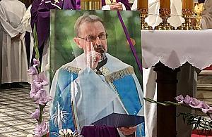 Odszed� dobry duch parafii na �eraniu