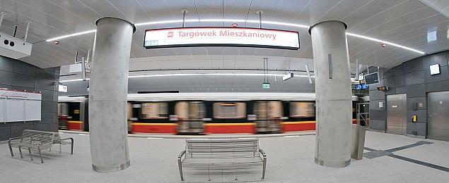 Oficjalnie: otwarcie metra w niedziel�