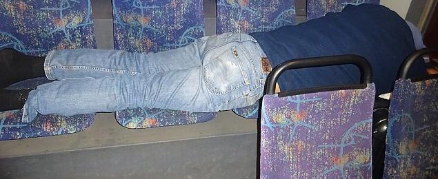 """""""Uci��liwy pasa�er"""" w autobusie. ZTM �amie prawa cz�owieka?"""