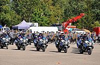 60 os�b zatru�o si� w Centrum Szkolenia Policji