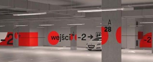 Olbrzymi parking za darmo. P+R Galeria M�ociny?