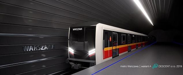Nowo�� w Warszawie. Metro z klimatyzacj�