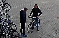 Kradn� rowery pod Atrium Targ�wek. Policja prosi o pomoc