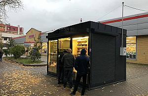 Ma�y biznes wygra�. Wrzeciono obroni�o kiosk