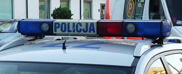 Policja schwyta�a pedofila? Zaczepia� dziewczynki na placu zabaw